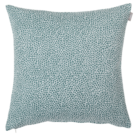 Cushion cover with a graphic pattern Dotte