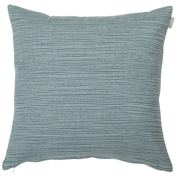 Cushion cover with a graphic pattern Line