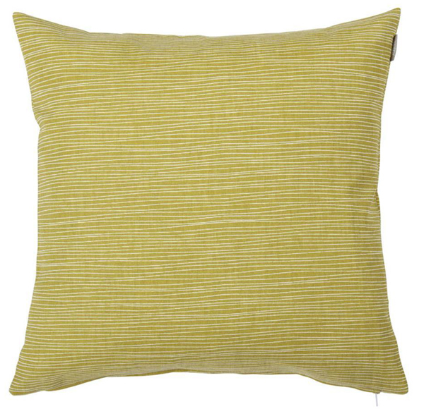 Trendy cushion cover with a graphic pattern Line